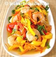 thailändische rezepte mit garnelen von leckerbisschen - Thailändische Küche Rezepte