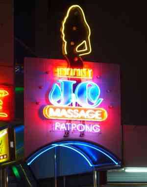 Patpong Massage