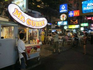 Khaosan Road Currywurst