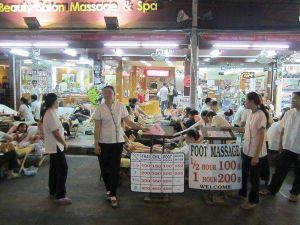 Khaosan Road Massage