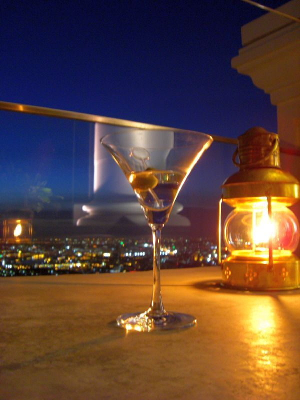 Lebua Distil Martini
