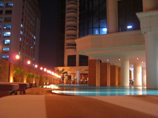 Lebua Hotel Pool