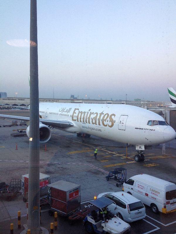 flughafen münchen ankunft emirates heute