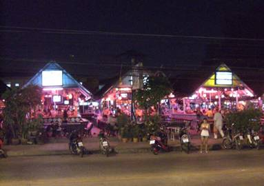 Pattaya Nightlife: Bierbar