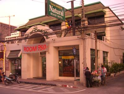 Hotels in Pattaya billig