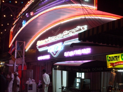 Tony's Disco Pattaya