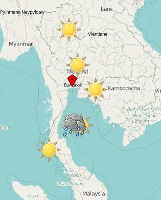 Wetter Thailand Wann Ist Das Beste Wetter In Thailand